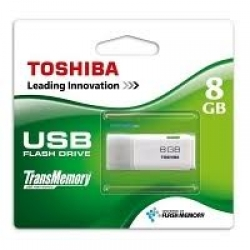 TOSHIBA 8 GB.FLASH BELLEK